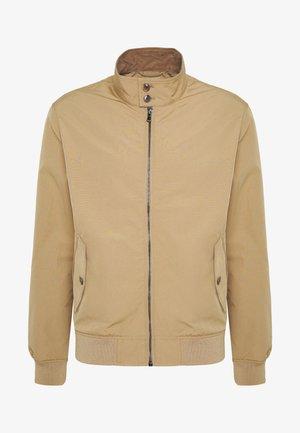 HARRINGTON - Lett jakke - beige