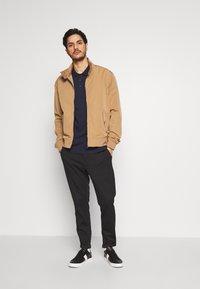 Esprit - HARRINGTON - Summer jacket - beige - 1