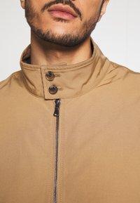Esprit - HARRINGTON - Summer jacket - beige - 5