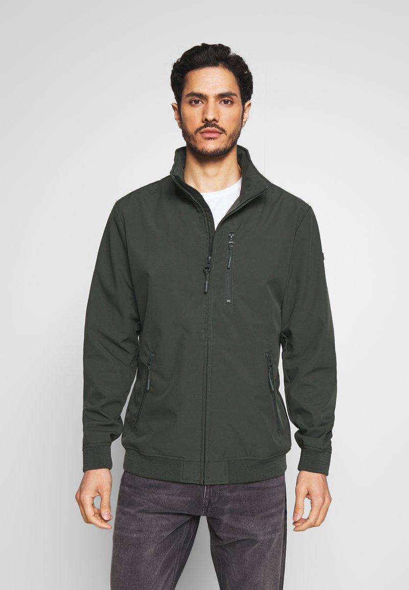 Esprit - BOND - Impermeabile - khaki green