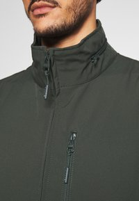 Esprit - BOND - Impermeabile - khaki green - 5