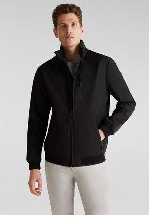 BOND - Waterproof jacket - black