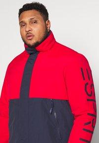Esprit - BIG SAILING - Light jacket - red - 4