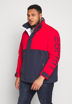 BIG SAILING - Light jacket - red
