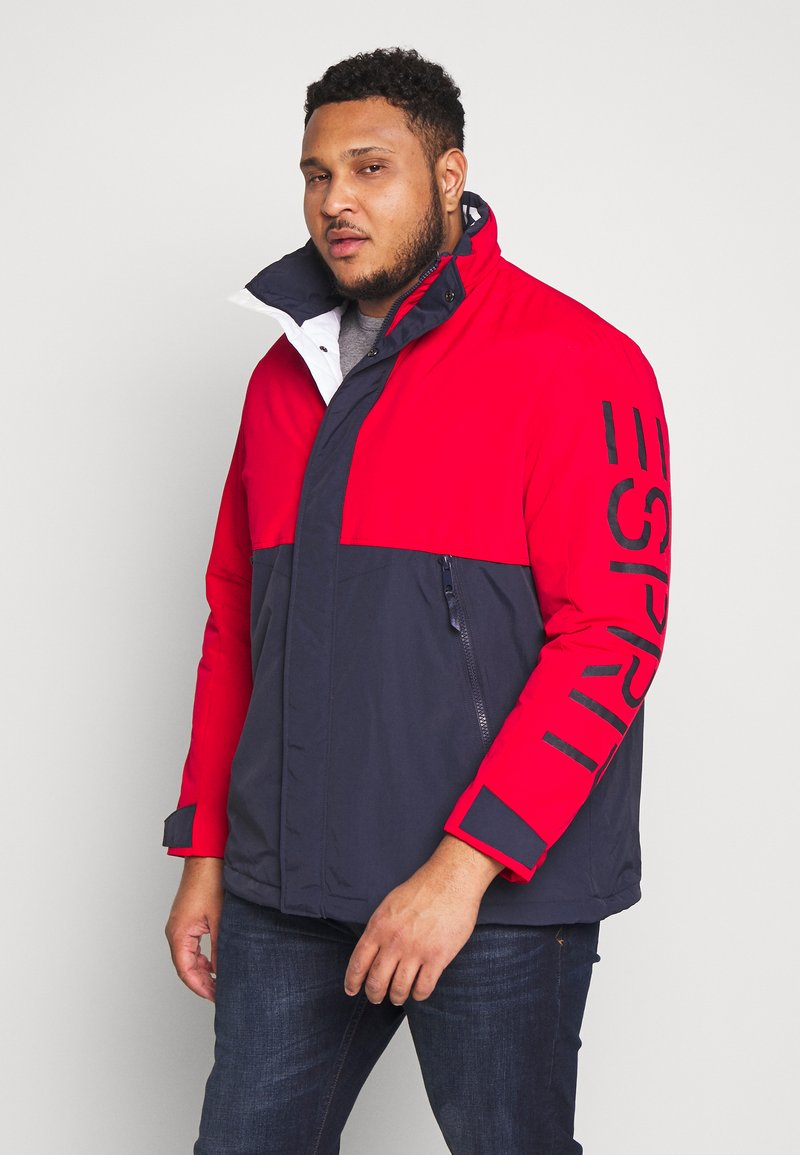 Esprit - BIG SAILING - Light jacket - red