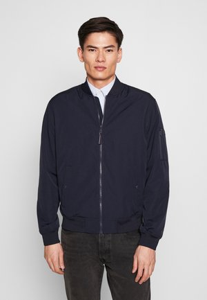 BOMBER* - Bomber Jacket - dark blue