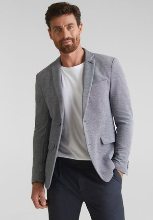 Blazer jacket - medium grey