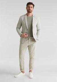 Esprit Collection - Blazer jacket - light khaki - 1