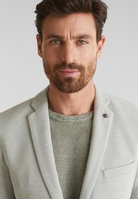 Esprit Collection - Blazer jacket - light khaki - 3