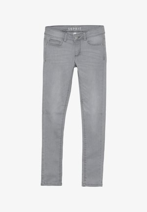 PANTS - Jeans slim fit - mid grey denim