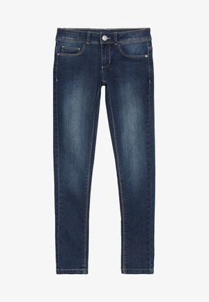 PANTS - Jeans slim fit - dark indigo denim