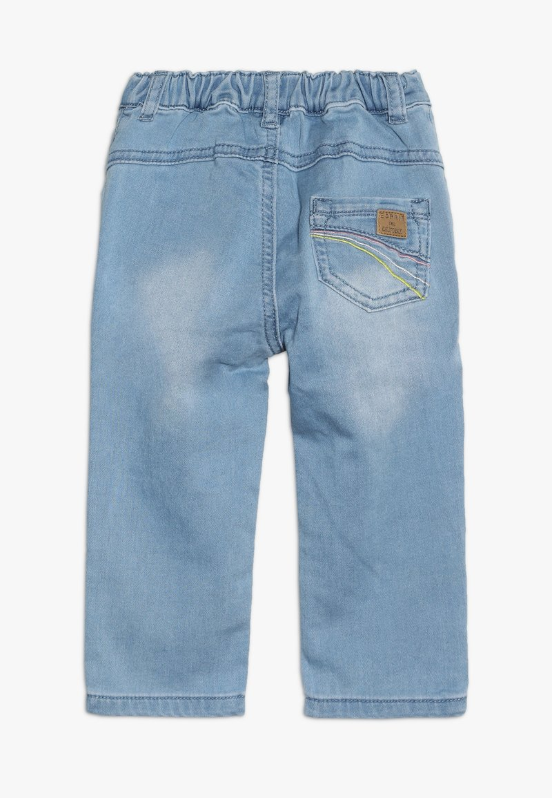 Esprit - PANTS BABY - Jeans Slim Fit - blue light wash