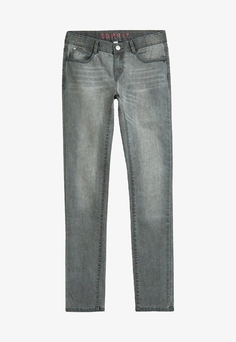 Esprit - Jeans Slim Fit - grey denim