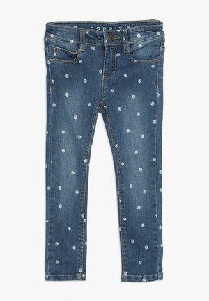 DIVERS - Jeans Skinny Fit - dark indigo denim
