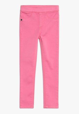 Jeggings - dark pink