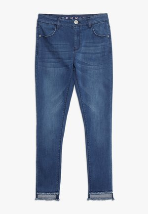 PANTS - Skinny džíny - medium wash denim