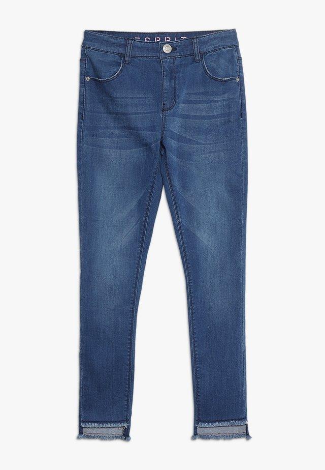 PANTS - Jeans Skinny Fit - medium wash denim