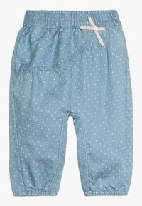 Esprit - Relaxed fit jeans - blue light wash - 0
