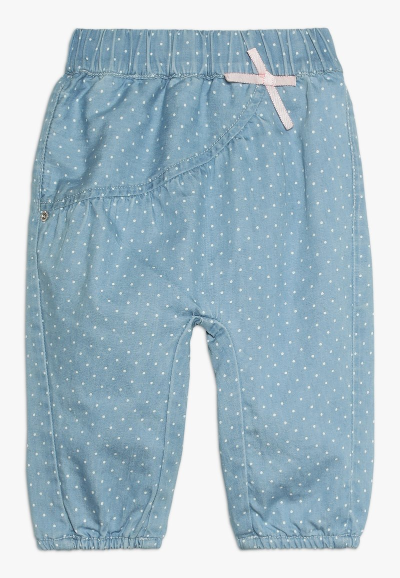 Esprit - Relaxed fit jeans - blue light wash