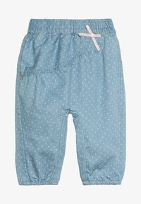 Esprit - Relaxed fit jeans - blue light wash - 2