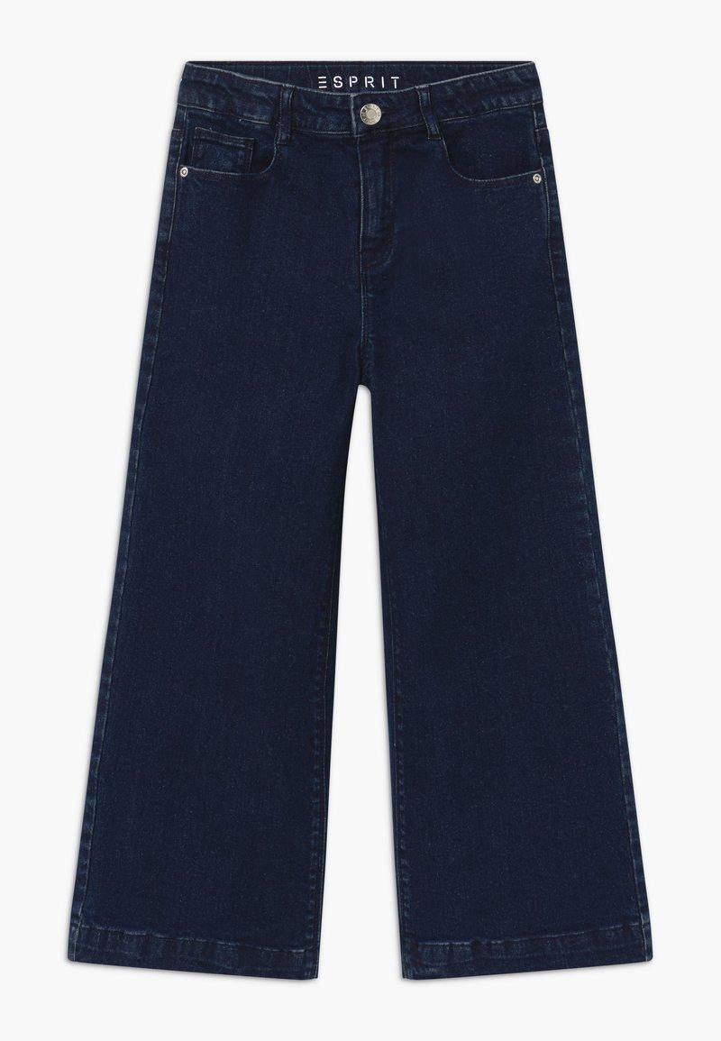 Esprit - Džíny Bootcut - blue denim