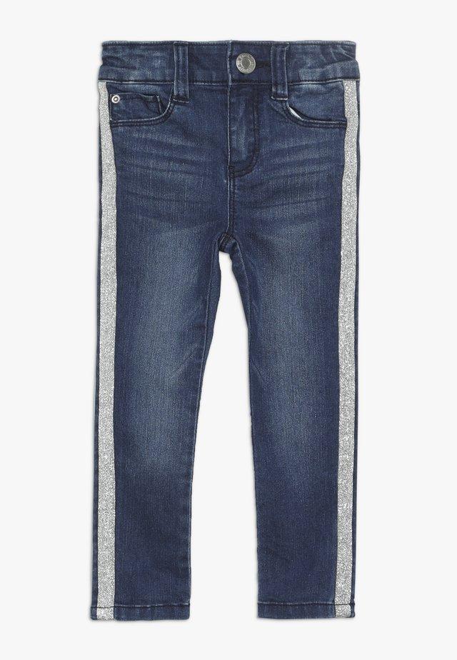 PANTS - Jeans Skinny Fit - dark indigo denim
