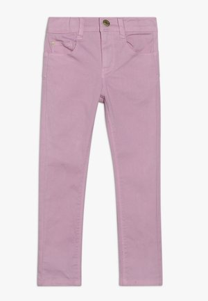 PANTS - Slim fit jeans - light pink