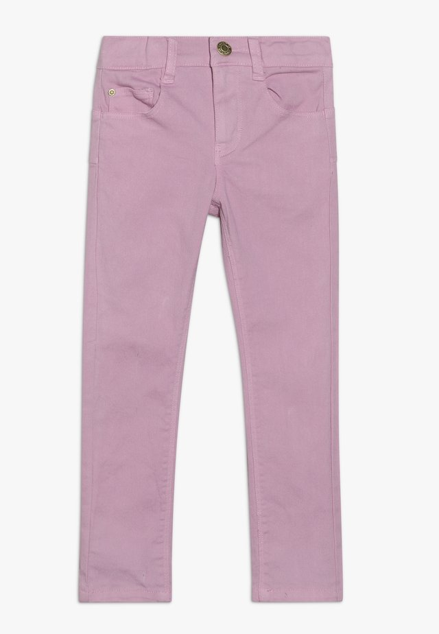 PANTS - Vaqueros slim fit - light pink