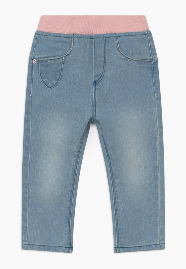 BABY - Vaqueros slim fit - light indigo denim