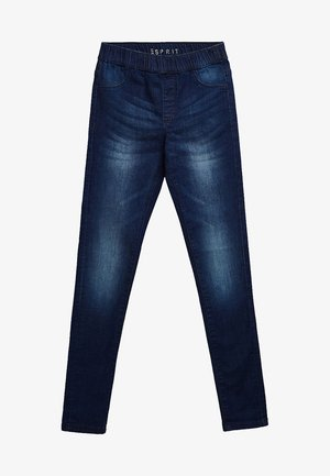 Jeggings - dark indigo