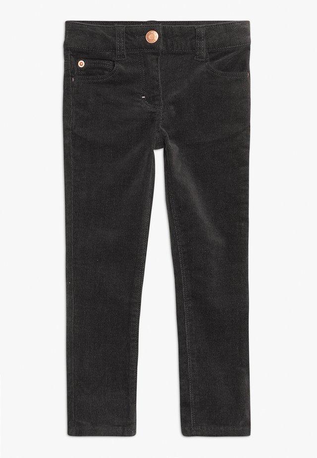 Pantalones - light gun metal