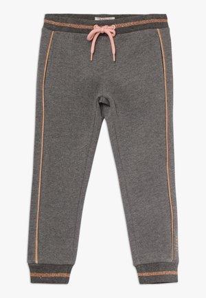 PANTS - Verryttelyhousut - dark heather grey