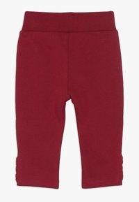 Esprit - PANTS BABY - Trousers - tibetan red - 1