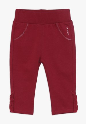 PANTS BABY - Trousers - tibetan red