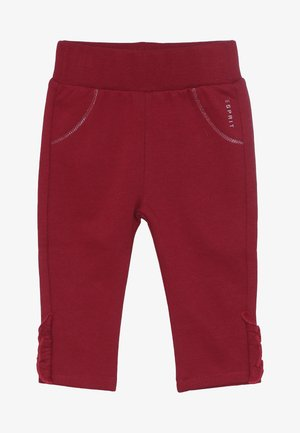 PANTS BABY - Broek - tibetan red