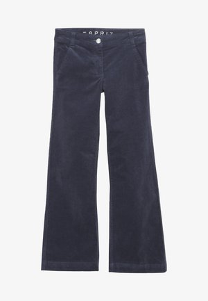 PANTS - Trousers - midnight blue