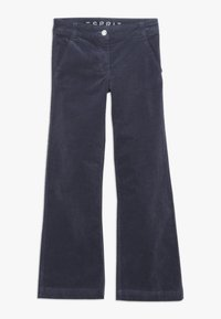 Esprit - PANTS - Bukser - midnight blue - 0