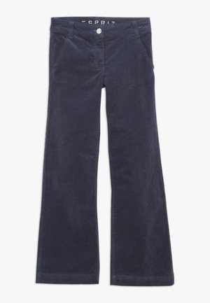 PANTS - Pantalon classique - midnight blue