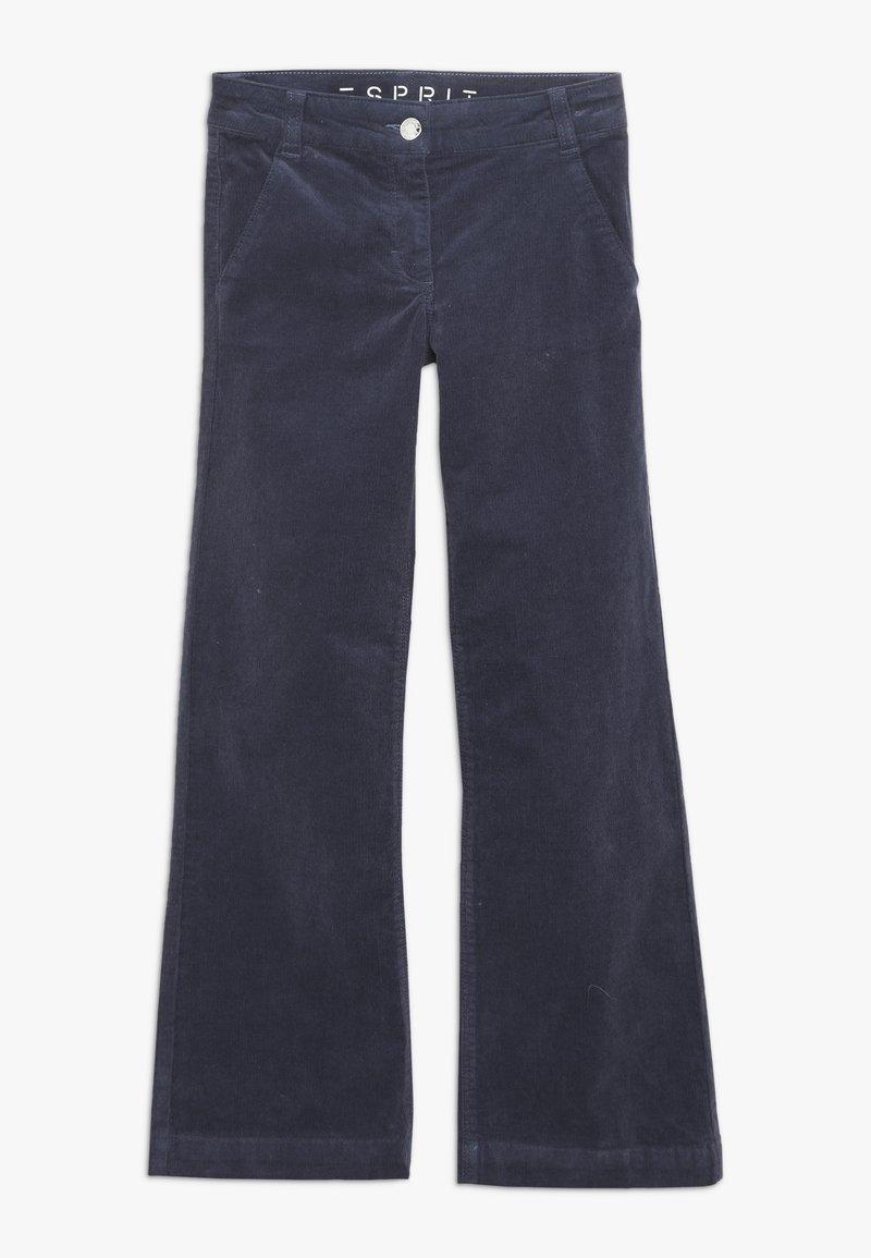 Esprit - PANTS - Bukser - midnight blue