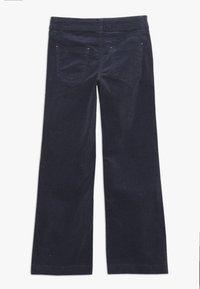 Esprit - PANTS - Bukser - midnight blue - 1