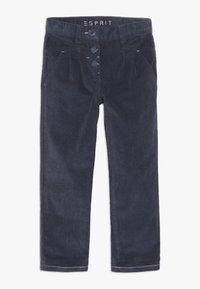 Esprit - PANTS - Pantalon classique - midnight blue - 0