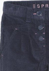 Esprit - PANTS - Pantalon classique - midnight blue - 3