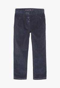 Esprit - PANTS - Pantalon classique - midnight blue - 2