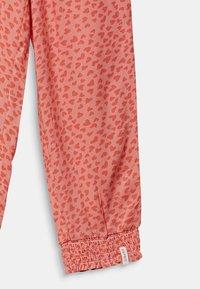 Esprit - WOVEN PANTS - Trousers - coral - 2