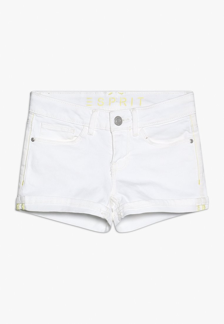 Esprit - Jeans Shorts - white
