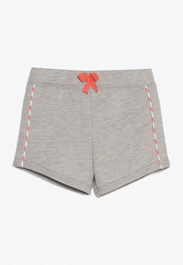 Shorts - heather silver