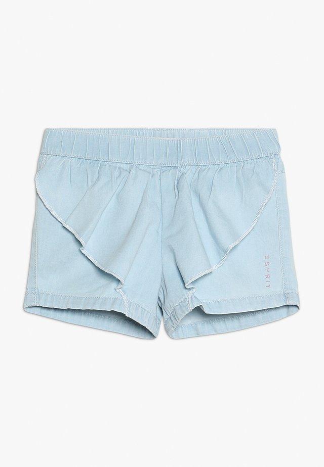 Shorts vaqueros - bleached denim