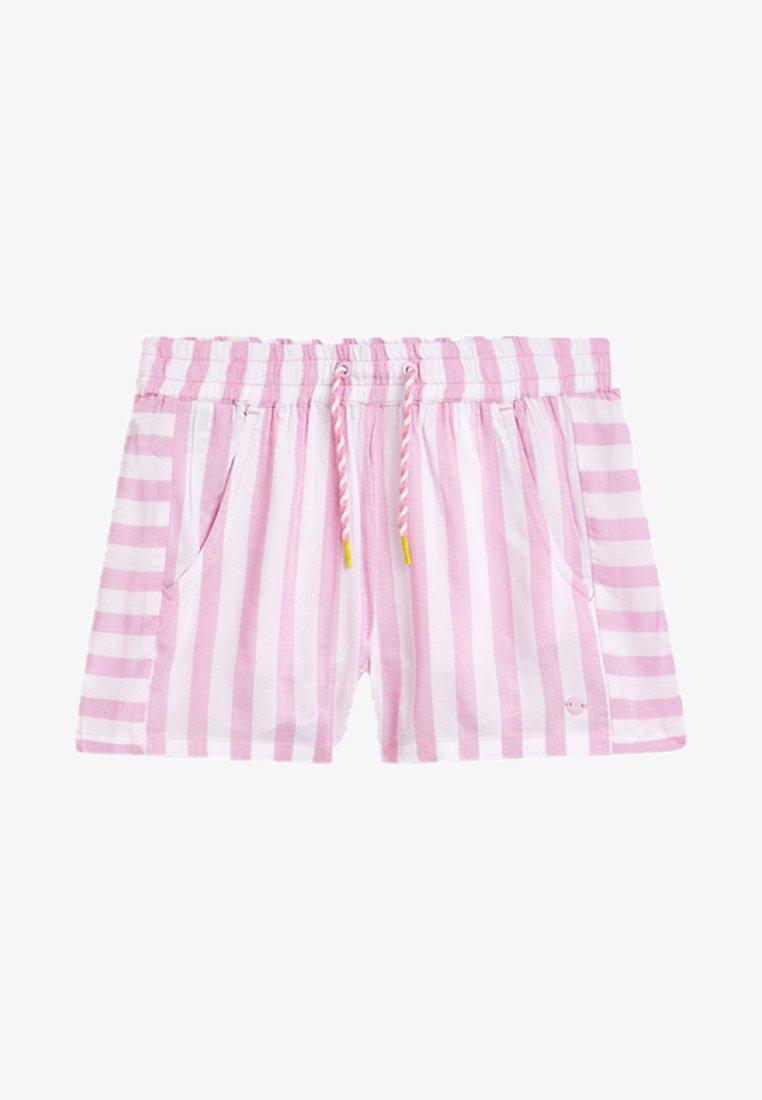 Esprit - MIT STREIFEN - Shorts - candy pink