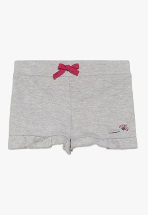 Pantaloni sportivi - heather silver