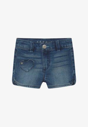 Shorts vaqueros - light-blue denim